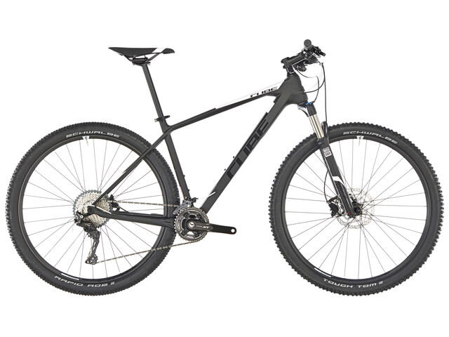 Cube Reaction C:62 MTB Hardtail svart